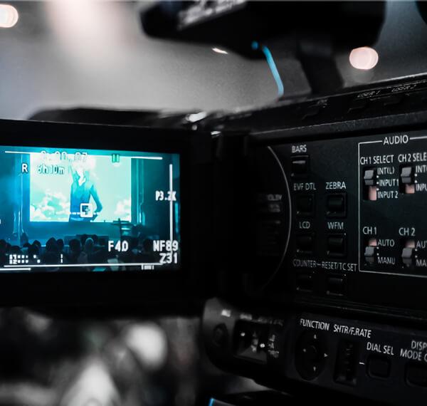 動画映像制作事業