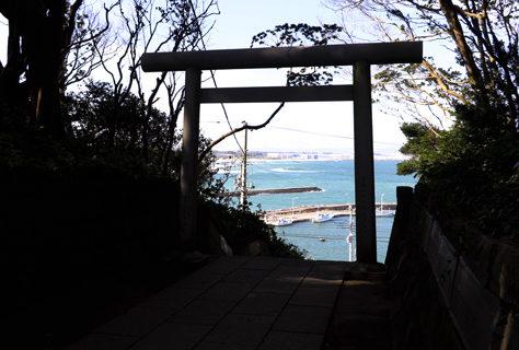 茨城県ひたちなか市酒列磯前神社